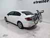 Trunk Bike Racks TH9006XT - 6 Straps - Thule on 2013 Honda Civic