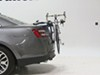 Thule 6 Straps Trunk Bike Racks - TH9006XT on 2014 Ford Taurus