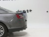 TH9006XT - 2 Bikes Thule Trunk Bike Racks on 2014 Ford Taurus