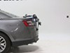 Thule Locks Not Included Trunk Bike Racks - TH9006XT on 2014 Ford Taurus