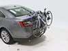 Trunk Bike Racks TH9006XT - Hanging Rack - Thule on 2014 Ford Taurus