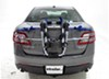 TH9006XT - Non-Retractable Thule Trunk Bike Racks on 2014 Ford Taurus