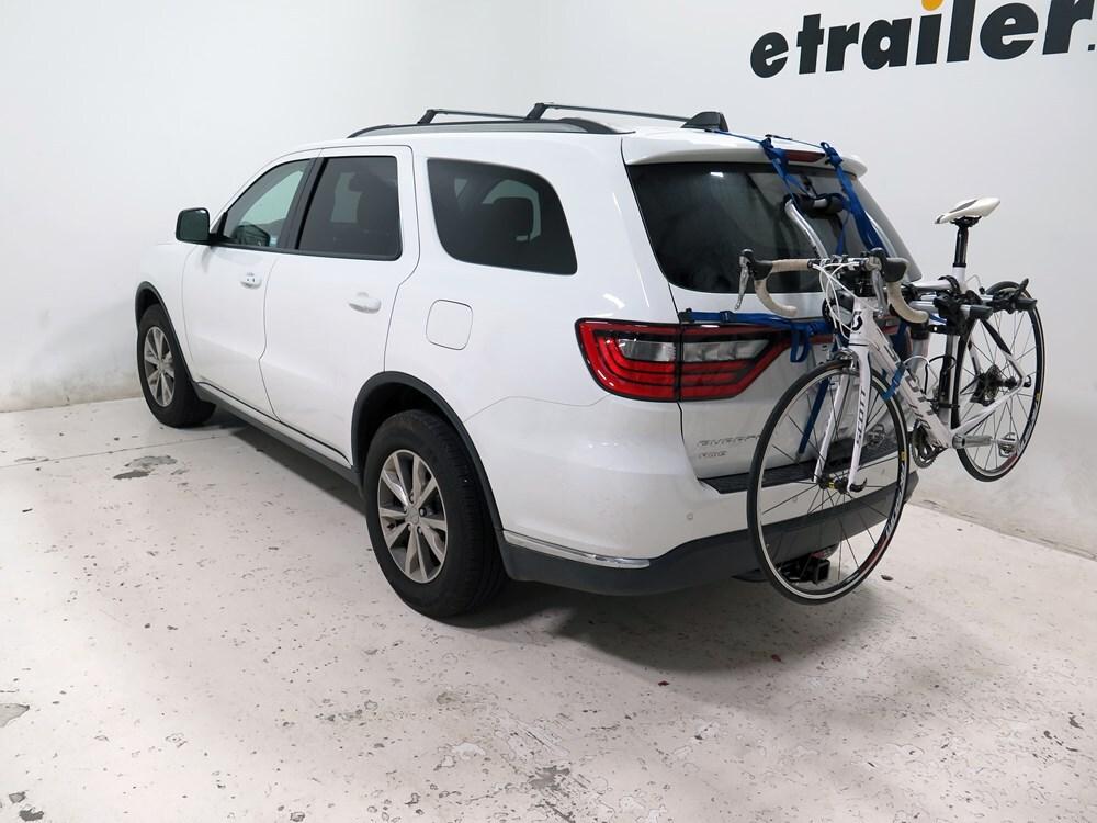 Buick Encore Bike Rack >> 2016 Dodge Durango Thule Gateway XT 2-Bike Rack - Trunk Mount - Adjustable Arms