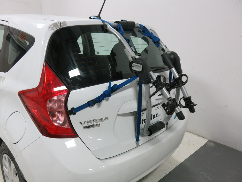 Nissan Versa Note Thule Gateway Xt 2 Bike Rack Trunk