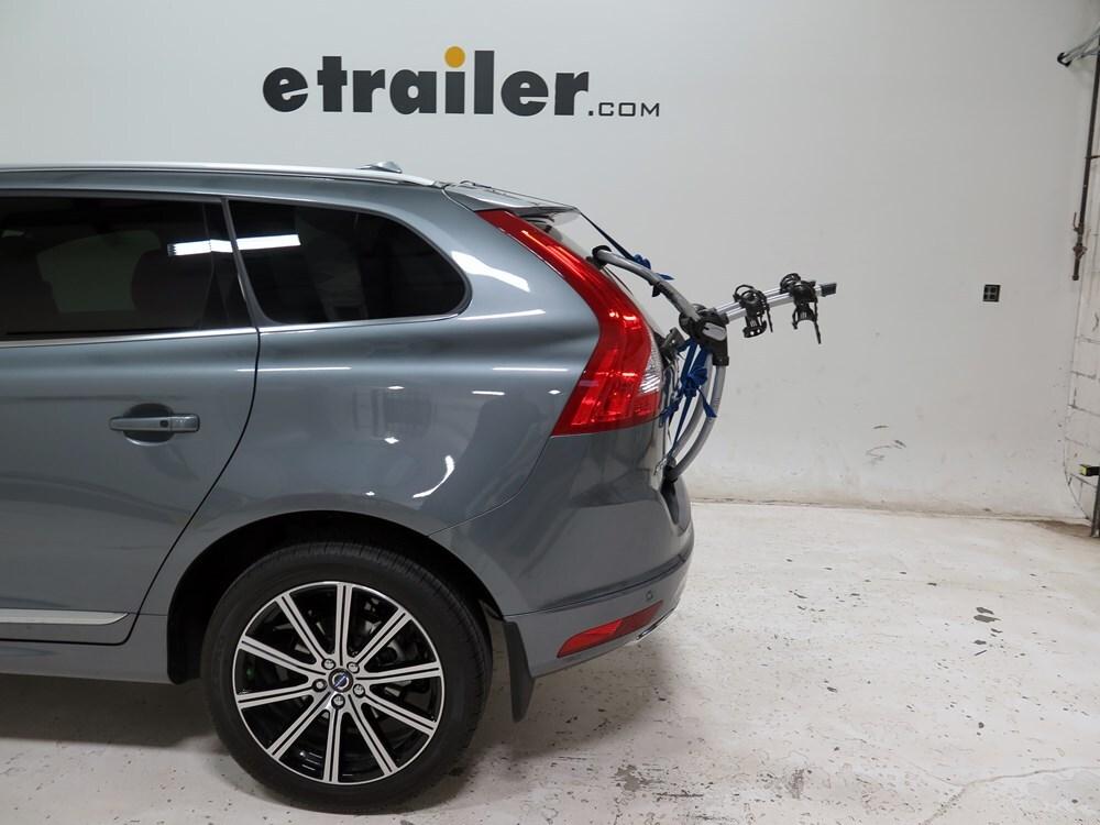 Buick Encore Bike Rack >> Volvo XC60 Thule Gateway XT 2-Bike Rack - Trunk Mount - Adjustable Arms