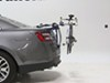 Thule Archway XT 2-Bike Rack - Trunk Mount - Adjustable Arms Adjustable Arms TH9009XT on 2014 Ford Taurus