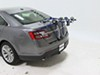 Thule Archway XT 2-Bike Rack - Trunk Mount - Adjustable Arms 6 Straps TH9009XT on 2014 Ford Taurus
