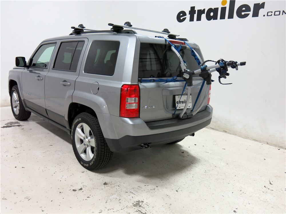 Buick Encore Bike Rack >> 2011 Jeep Patriot Thule Archway XT 2-Bike Rack - Trunk Mount - Adjustable Arms