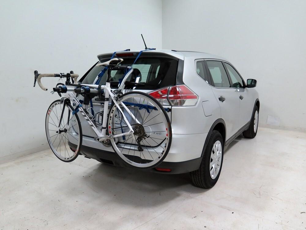 Nissan Rogue Thule Archway XT 2 Bike Rack Trunk Mount