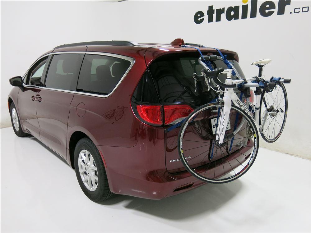 Buick Encore Bike Rack >> 2008 Chrysler Pacifica Thule Archway XT 2-Bike Rack - Trunk Mount - Adjustable Arms