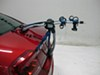 Thule Adjustable Arms Trunk Bike Racks - TH9009XT
