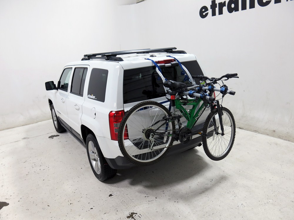 2010 Ford Edge Thule Archway Xt 3 Bike Rack Trunk Mount