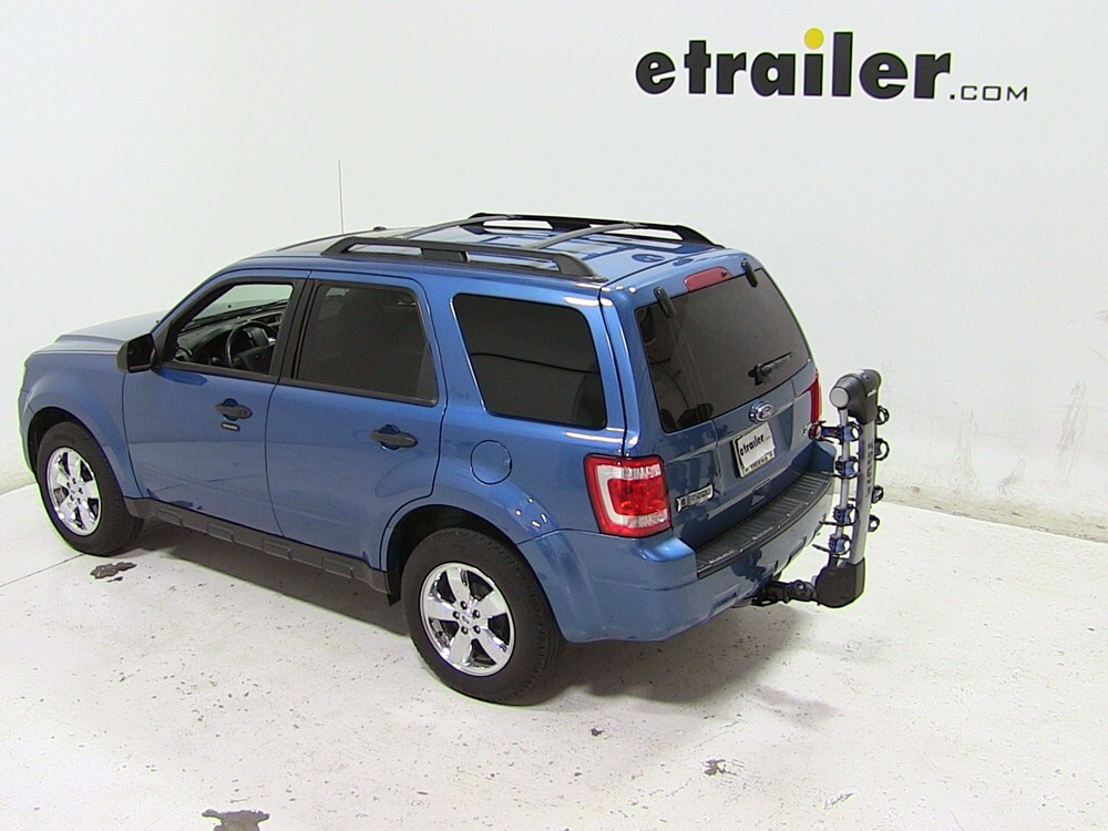 2010 ford escape thule apex 4 bike rack for 1 1 4 and 2. Black Bedroom Furniture Sets. Home Design Ideas