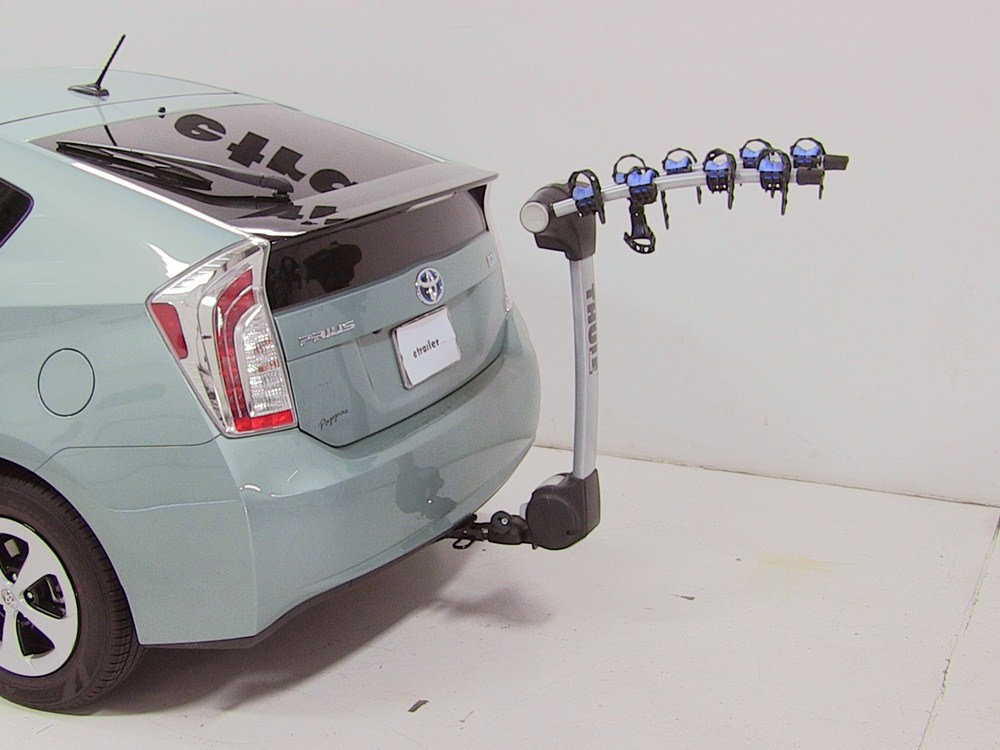 2014 Toyota Prius Thule Apex 4 Bike Rack For 1 1 4 Quot And 2