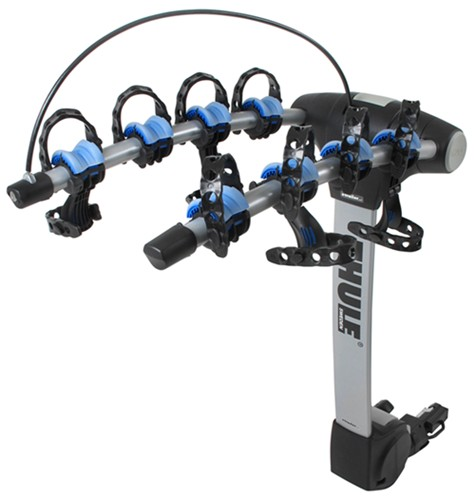 thule hitch bike racks fits 1-1/4 inch 2 and apex 4 rack  sc 1 st  eTrailer.com & Thule Apex 4 Bike Rack for 1-1/4\