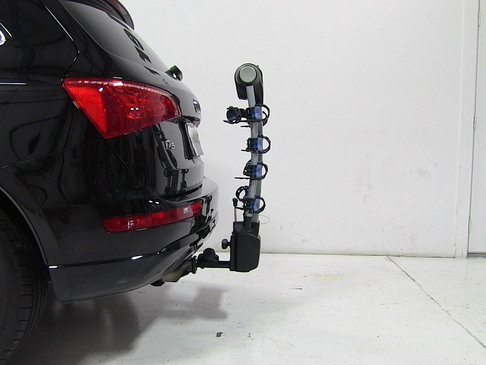 Audi Q5 Thule Apex Swing 4 Bike Rack For 2 Quot Hitches Swinging