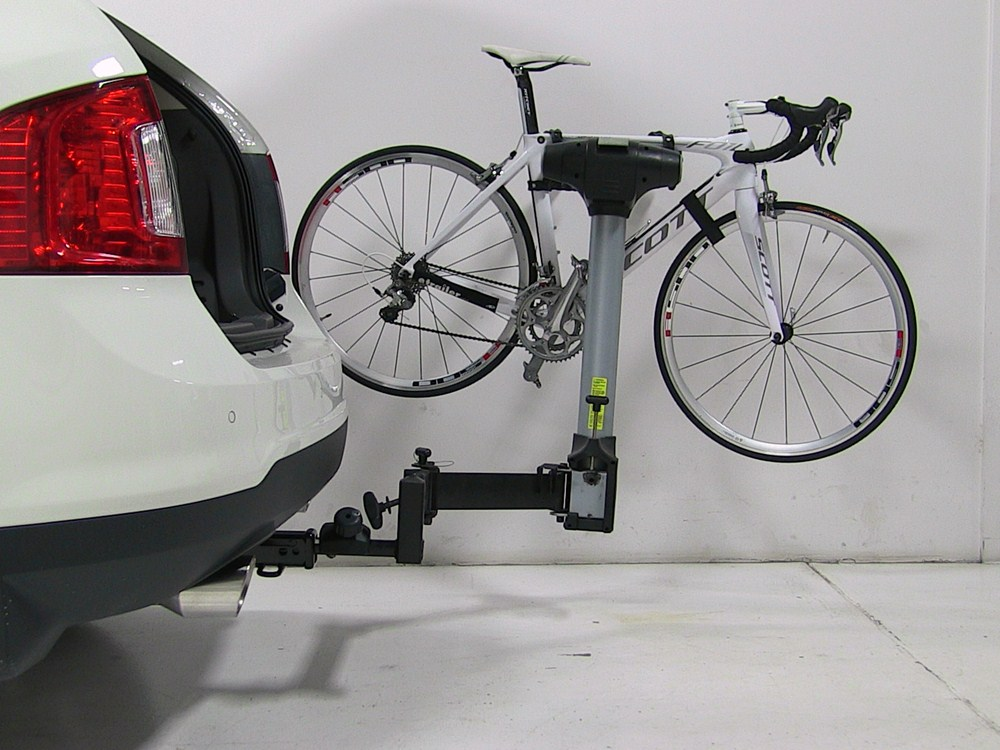 Ford Edge Thule Apex Swing 4 Bike Rack For 2 Quot Hitches