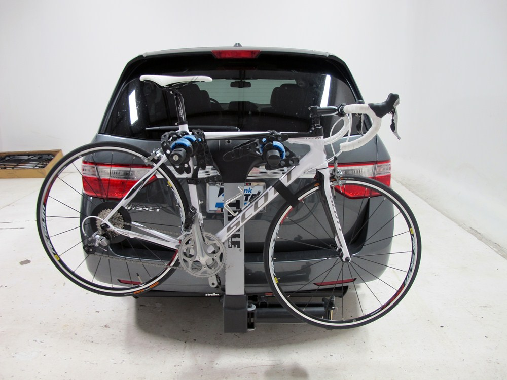 Honda Odyssey Thule Apex Swing 4 Bike Rack For 2 Quot Hitches