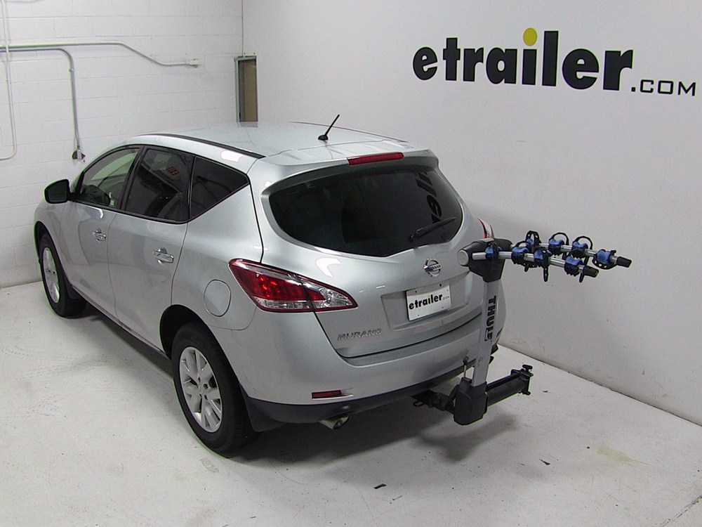 Nissan Murano Thule Apex Swing 4 Bike Rack For 2 Quot Hitches