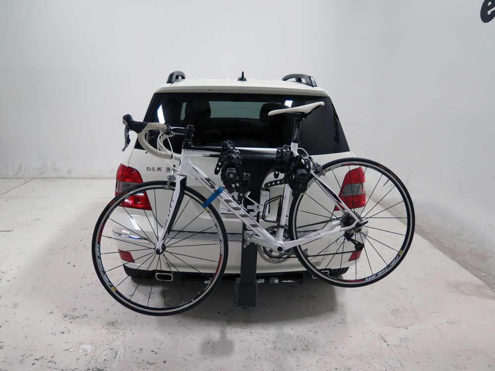 Mercedes benz glk class thule vertex 4 bike rack 1 1 4 for Mercedes benz bike rack