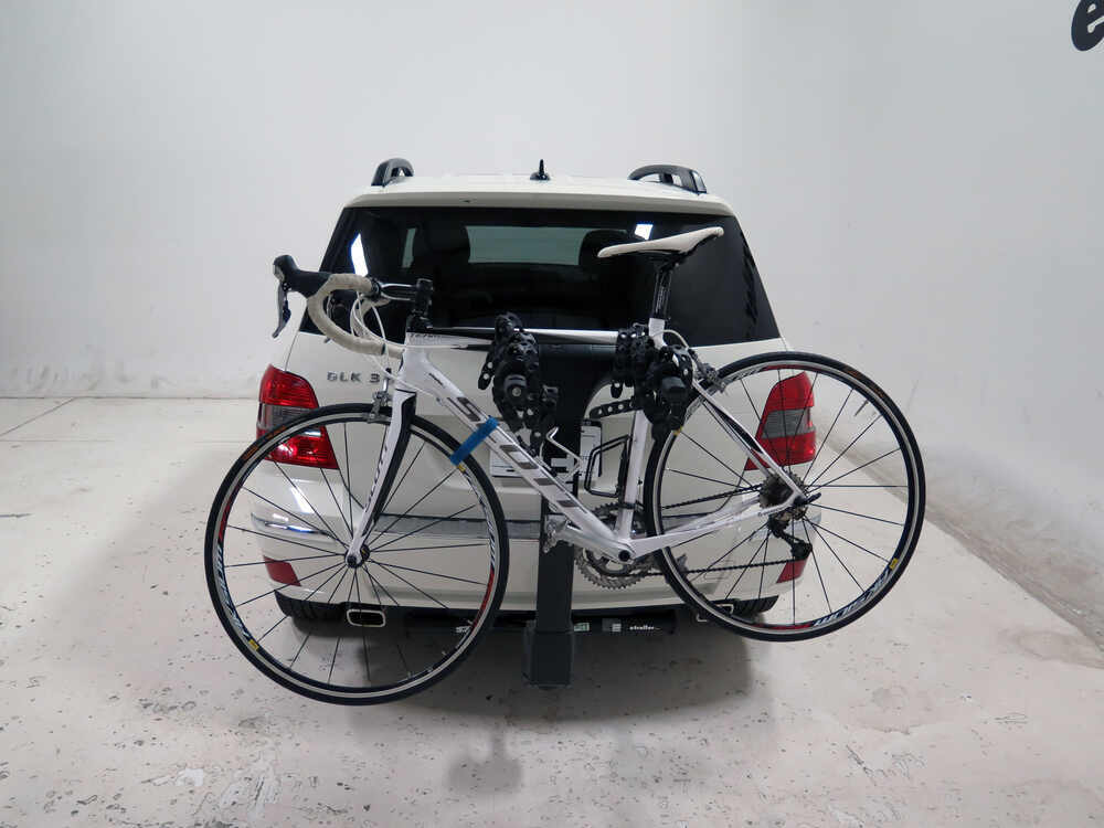 Mercedes benz glk class thule vertex 4 bike rack 1 1 4 for Mercedes benz bicycle rack