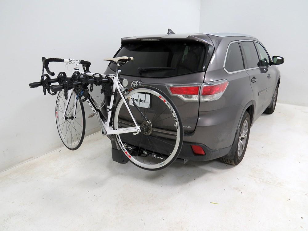 Toyota Highlander Thule Vertex 4 Bike Rack 1 1 4 Quot And 2
