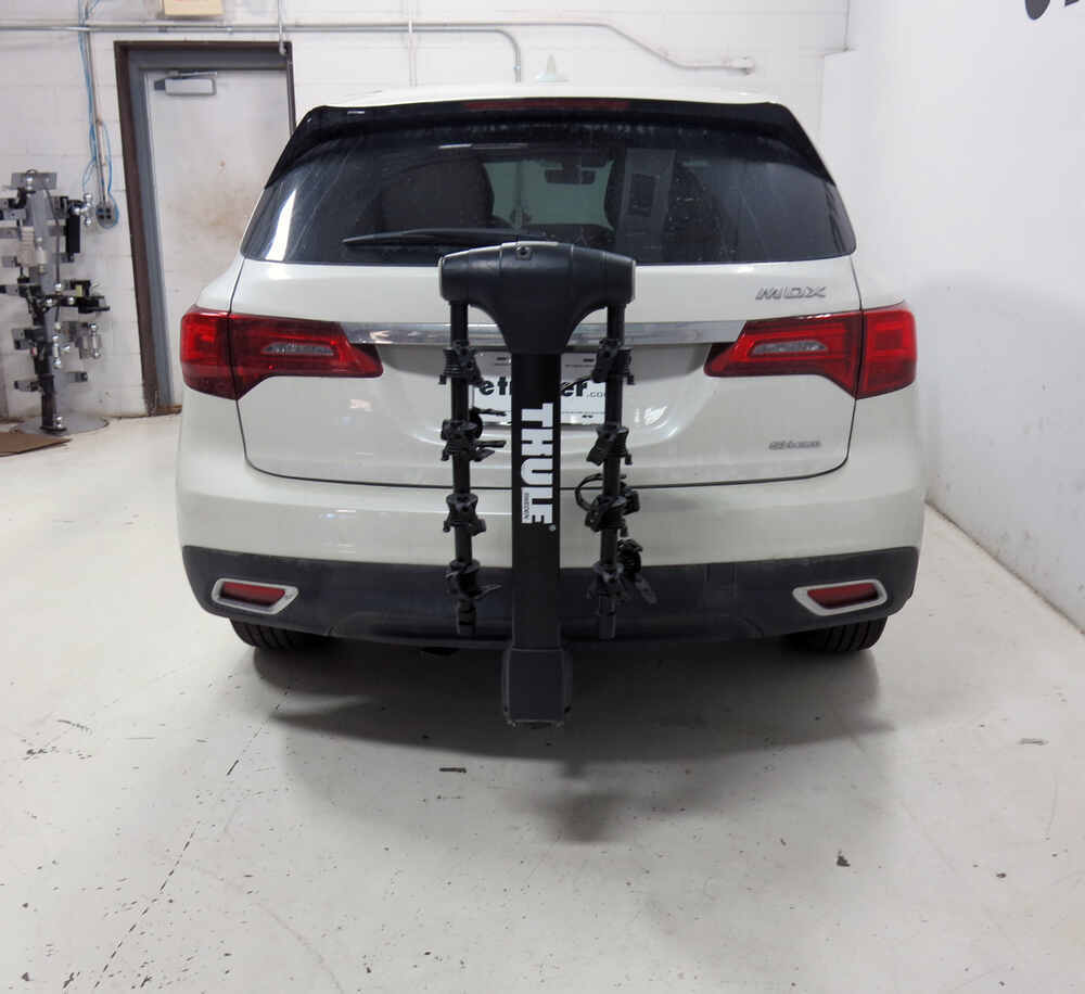 2016 Acura MDX Thule Vertex 4 Bike Rack