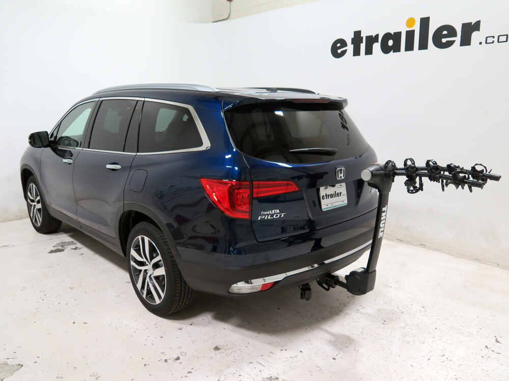 honda pilot thule vertex 4 bike rack 1 1 4 and 2 hitches tilting. Black Bedroom Furniture Sets. Home Design Ideas