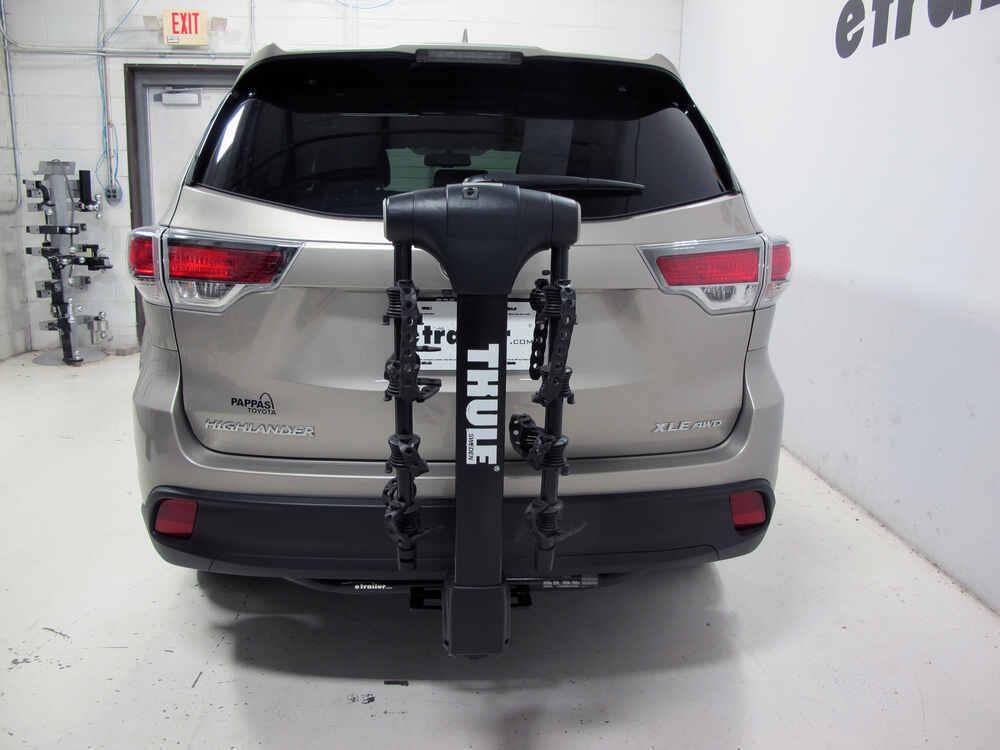 2016 Toyota Highlander Thule Vertex 4 Bike Rack 1 1 4