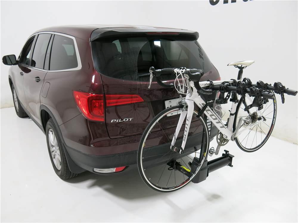 Mercedes benz sprinter thule vertex swing 4 bike rack 2 for Mercedes benz bicycle rack