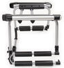 thule ski and snowboard racks hitch rack 6 pairs of skis 4 snowboards tram carrier adapter for hitch-mounted bike
