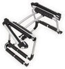 thule ski and snowboard racks bike rack adapter 6 pairs of skis 4 snowboards th9033