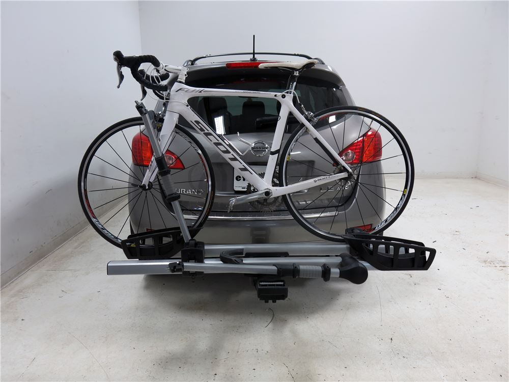 Nissan Murano Thule T2 Pro 2 Bike Platform Rack 2