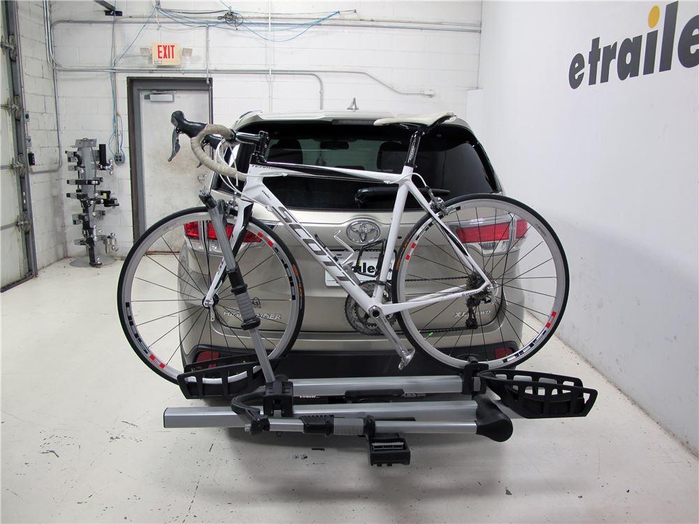 2008 Toyota Highlander Thule T2 Pro 2 Bike Platform Rack
