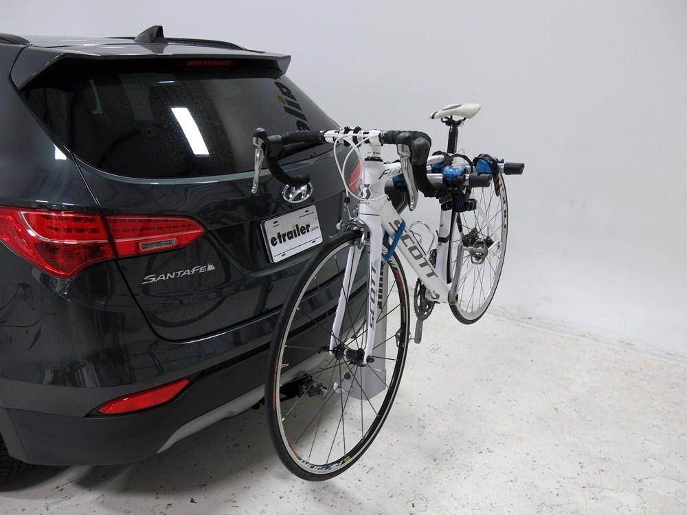 2016 Hyundai Santa Fe Thule Helium Aero 2 Bike Rack 1 1