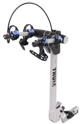 "Thule Helium Aero 2 Bike Rack - 1-1/4"" and 2"" Hitches - Tilting - Aluminum - TH9042"