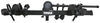 thule hitch bike racks 2 bikes fits 1-1/4 inch and th9054