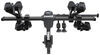 thule hitch bike racks fits 1-1/4 inch 2 and th9054