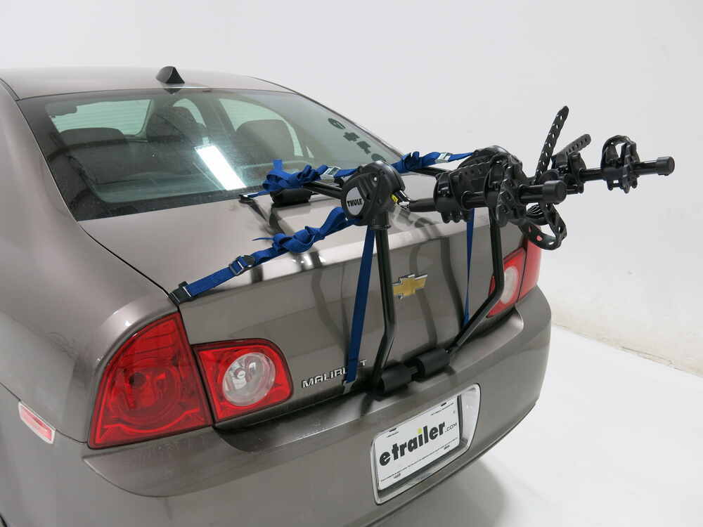 2012 Chevrolet Malibu Thule Passage 2 Bike Carrier Trunk