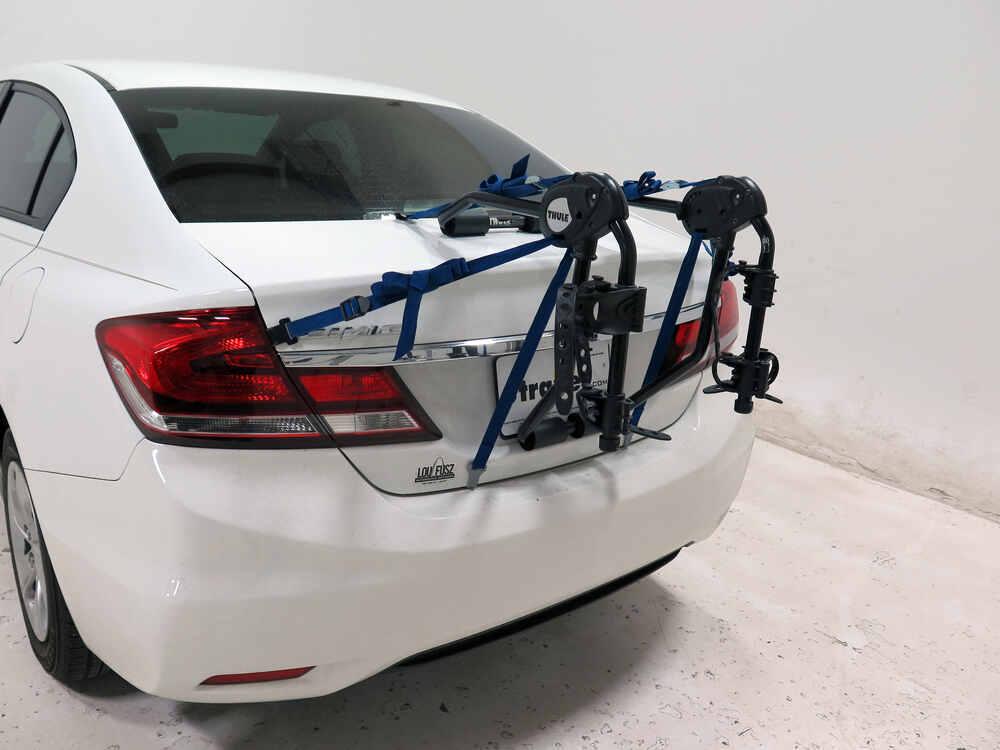 honda civic thule passage  bike carrier trunk mount