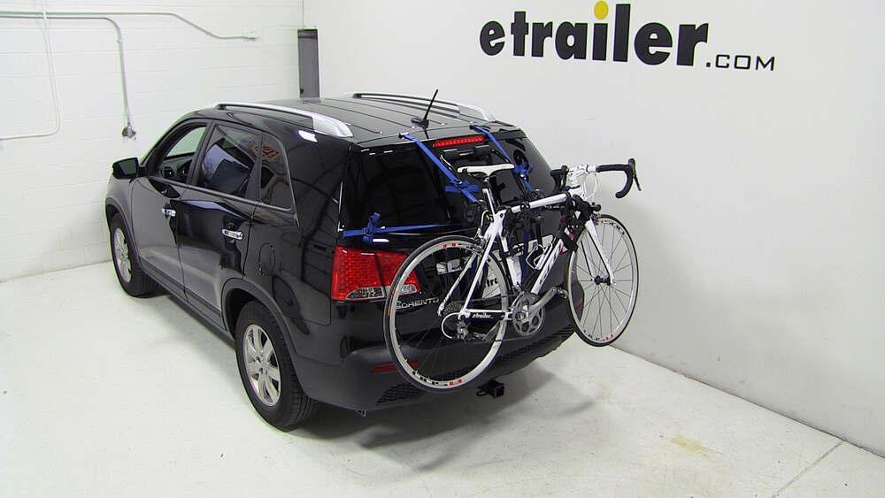 2014 Kia Sorento Trunk Bike Racks - Thule