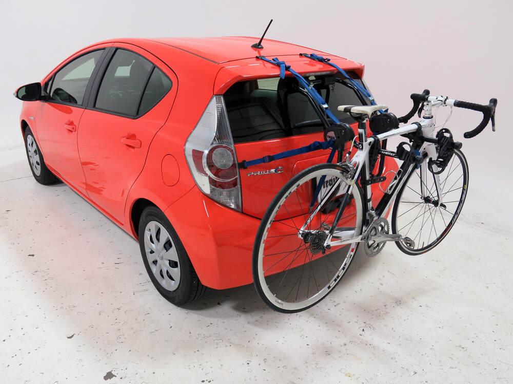 Toyota Prius C Thule Passage 2 Bike Carrier Trunk Mount