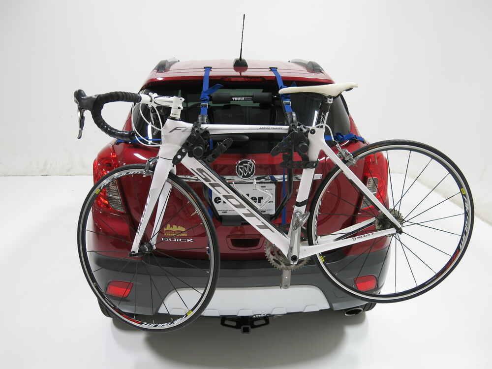 Buick Encore Bike Rack >> 2013 Buick Encore Thule Passage 2 Bike Carrier - Trunk Mount