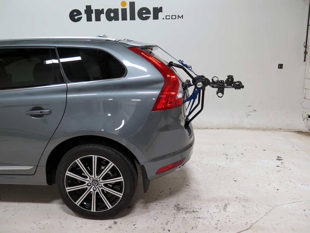 Volvo Xc60 Thule Passage 2 Bike Carrier Trunk Mount