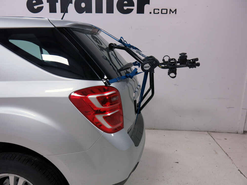 Buick Encore Bike Rack >> chevrolet equinox Thule Passage 2 Bike Carrier - Trunk Mount