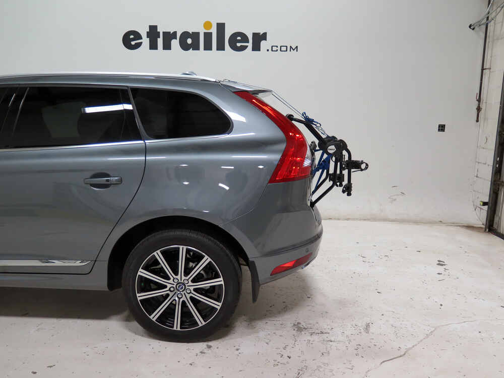 Buick Encore Bike Rack >> Volvo XC60 Thule Passage 2 Bike Carrier - Trunk Mount
