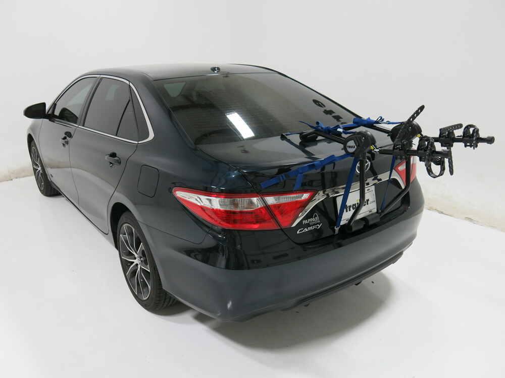 2013 Toyota Camry Trunk Bike Racks Thule
