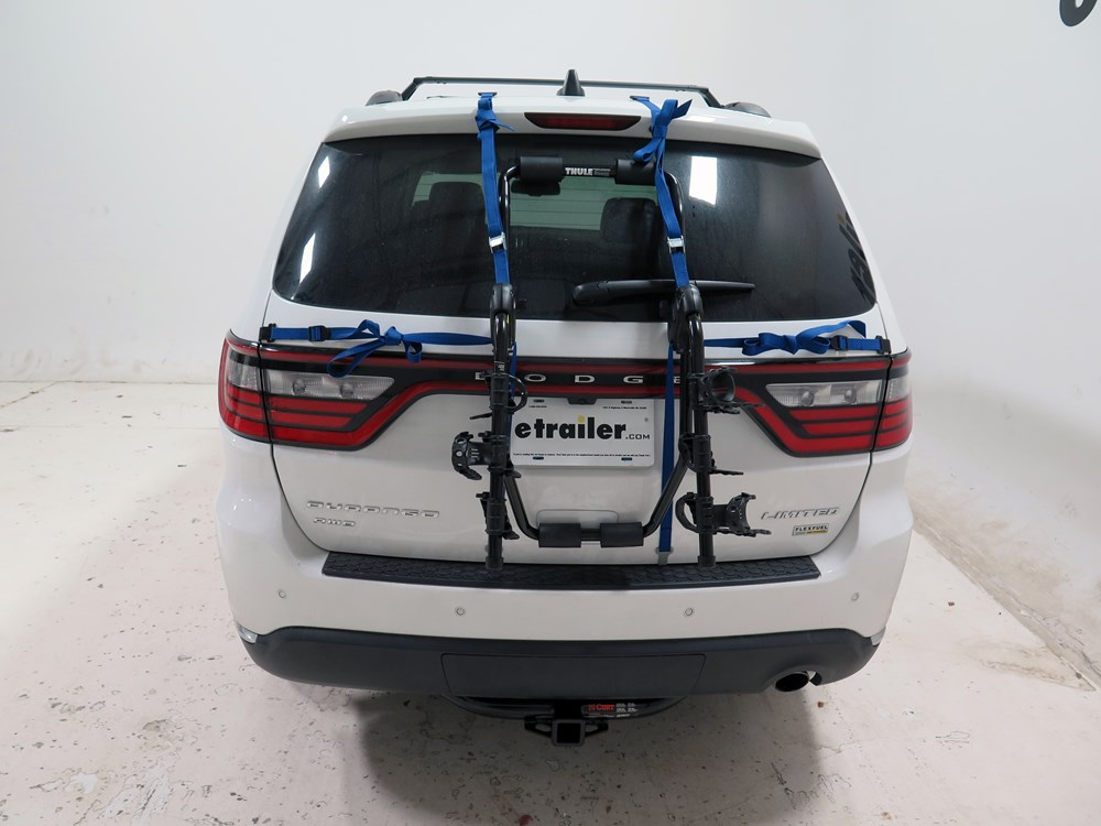 Chevrolet Equinox Thule Passage 3 Bike Carrier Trunk Mount