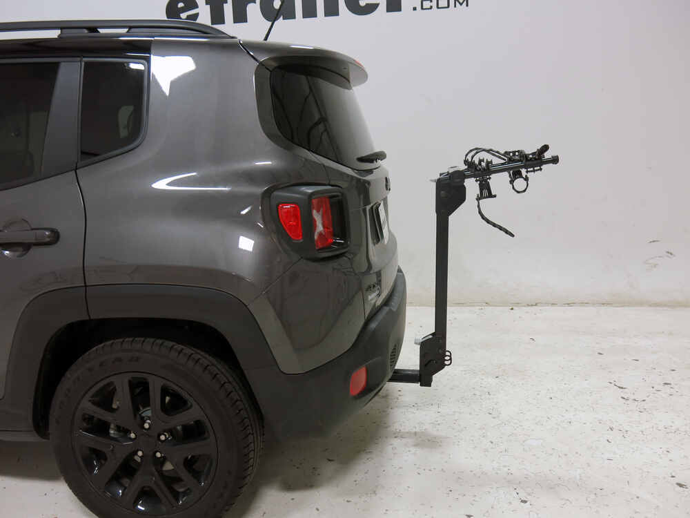 "Bike Rack For Jeep Renegade >> Jeep Renegade Thule Roadway 2 Bike Rack - 1-1/4"" and 2"" Hitches - Tilting"