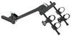 "Thule Roadway 2 Bike Rack - 1-1/4"" and 2"" Hitches - Tilting Fits 1-1/4 Inch Hitch,Fits 2 Inch Hitch,Fits 1-1/4 and 2 Inch Hitch TH912XTR"